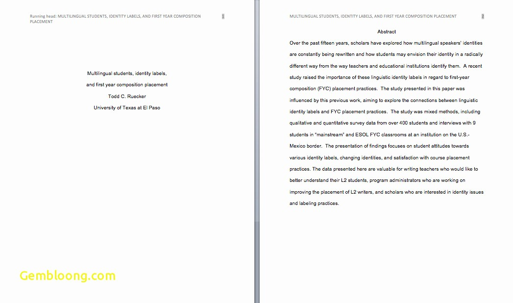 Apa format software Free Download Inspirational Download Lovely Apa format Essay Sample