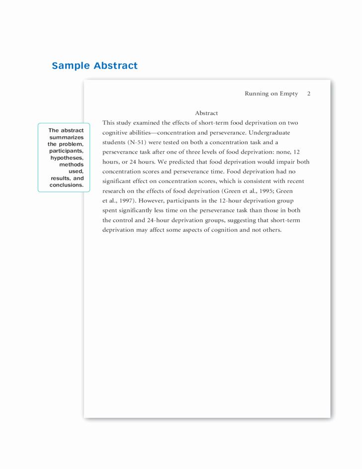 Apa format software Free Download Unique Sample Apa Research Paper Free Download