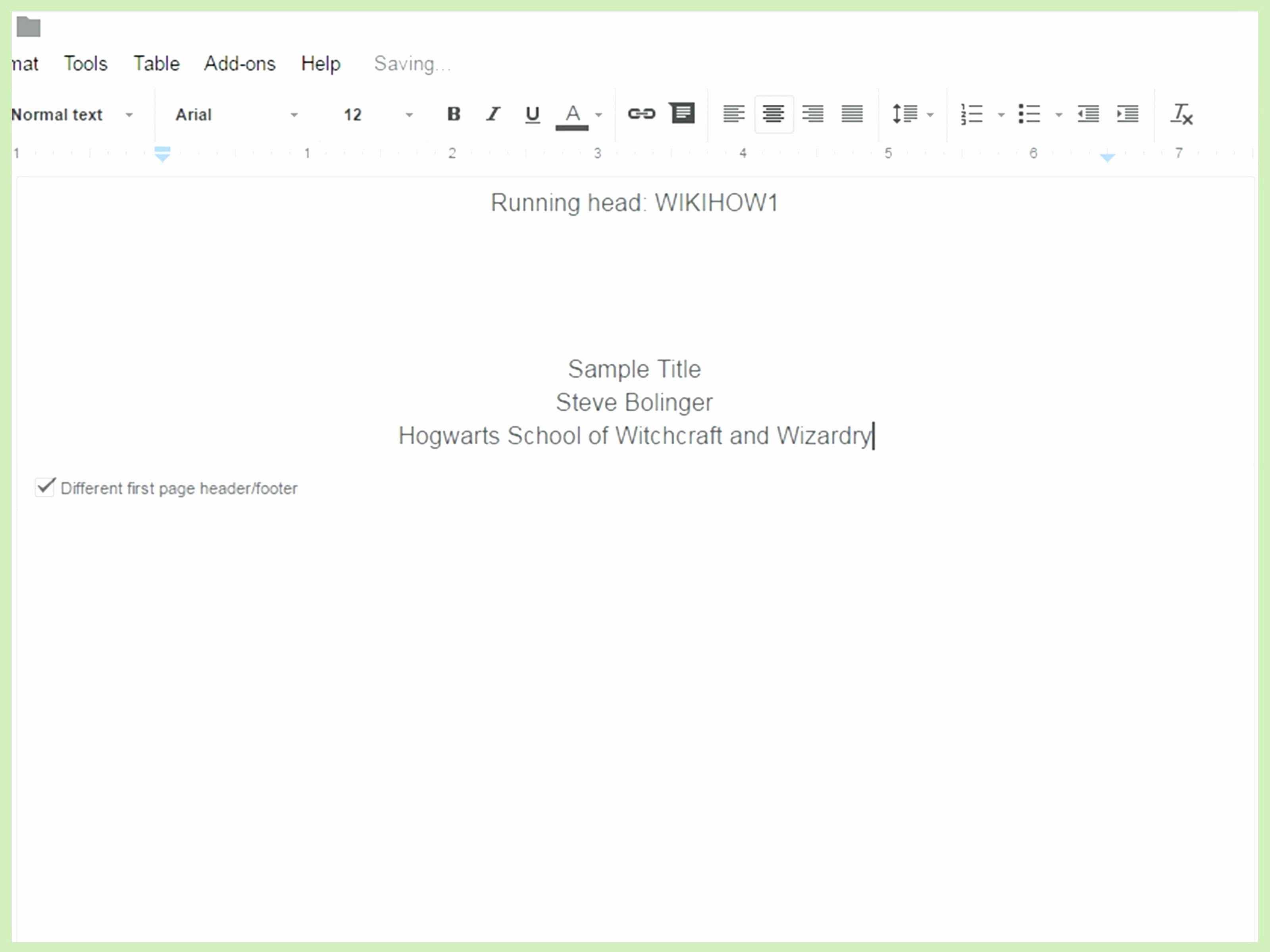 Apa Paper Template Google Docs Inspirational Apa format Template Google Docs Example Resume Template
