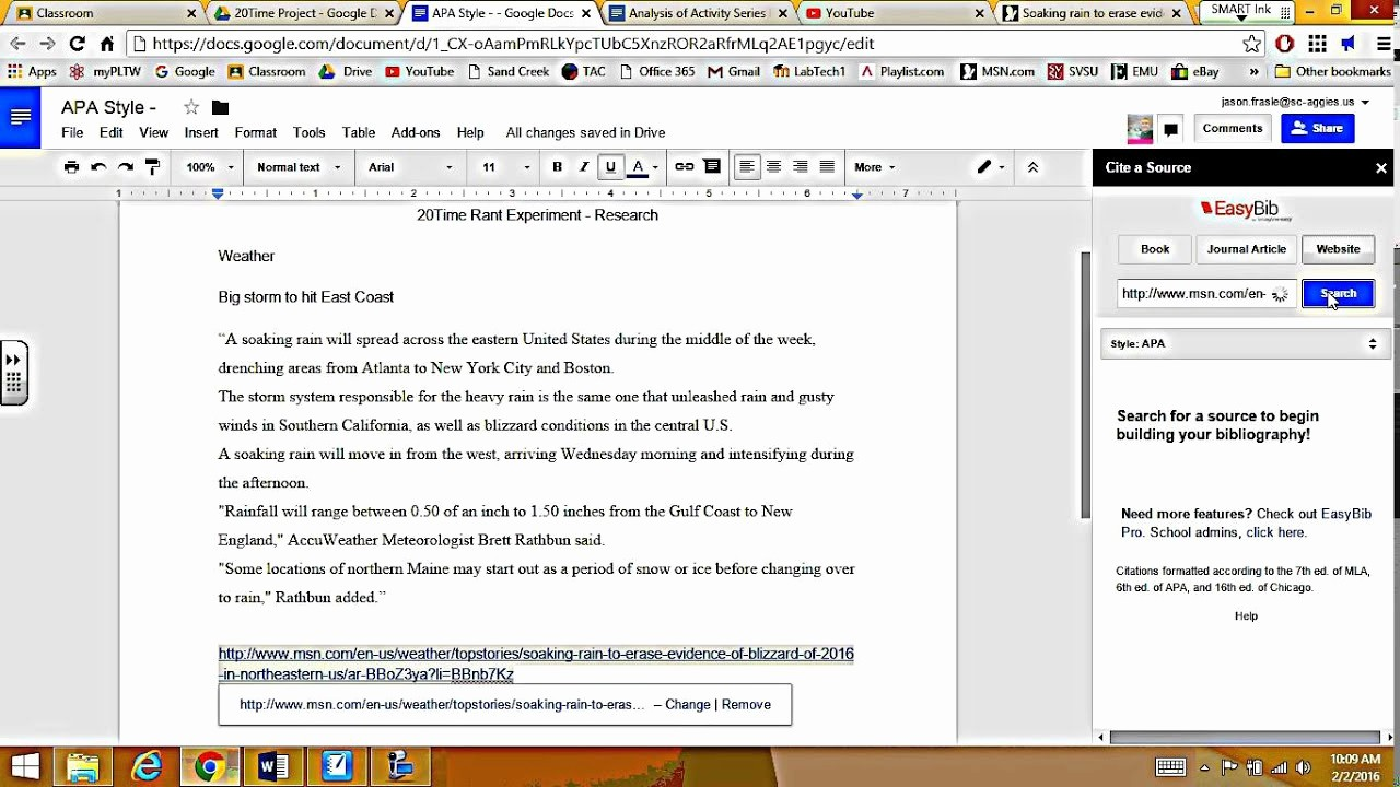 Apa Paper Template Google Docs Lovely How to Make An Apa Reference Page Using Google Docs