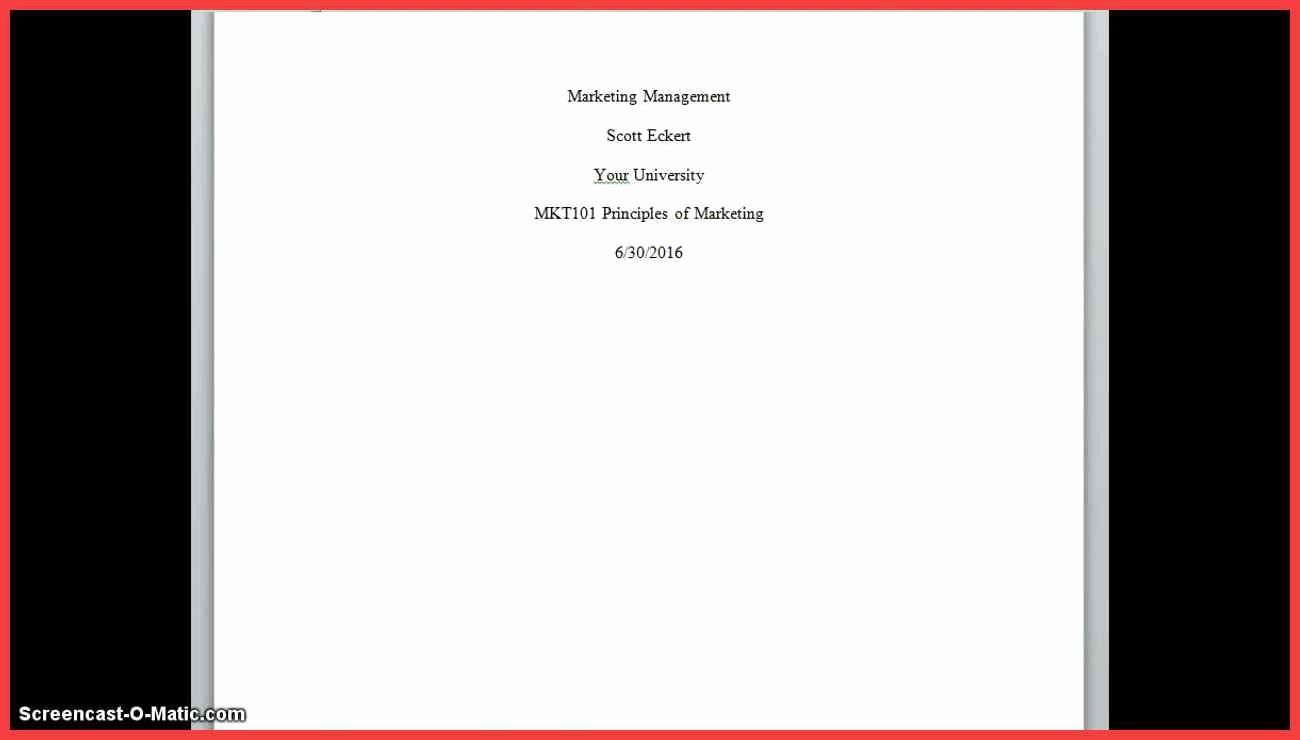 Apa Style Cover Page 2016 Lovely Apa Title Page format 2016