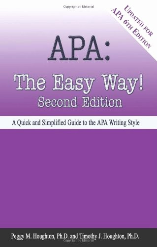 Apa Style Paper 6th Edition Luxury format A New Paper In Apa Style 6th Edition