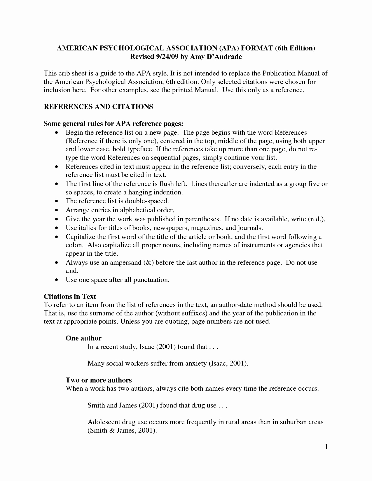 Apa Style Paper 6th Edition New Best S Of Outline Template Apa 6th Ed Apa Outline