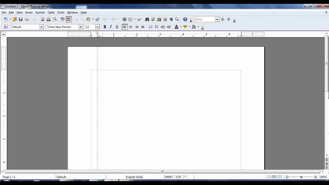 Apa Template for Open Office Fresh Basic Apa formatting In Open Fice4