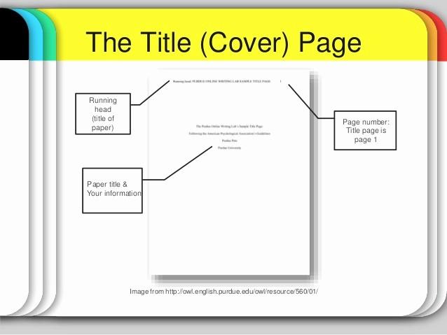 Apa Title Page Example 2016 Elegant Apa Paper format Word 2016 Vancitysounds