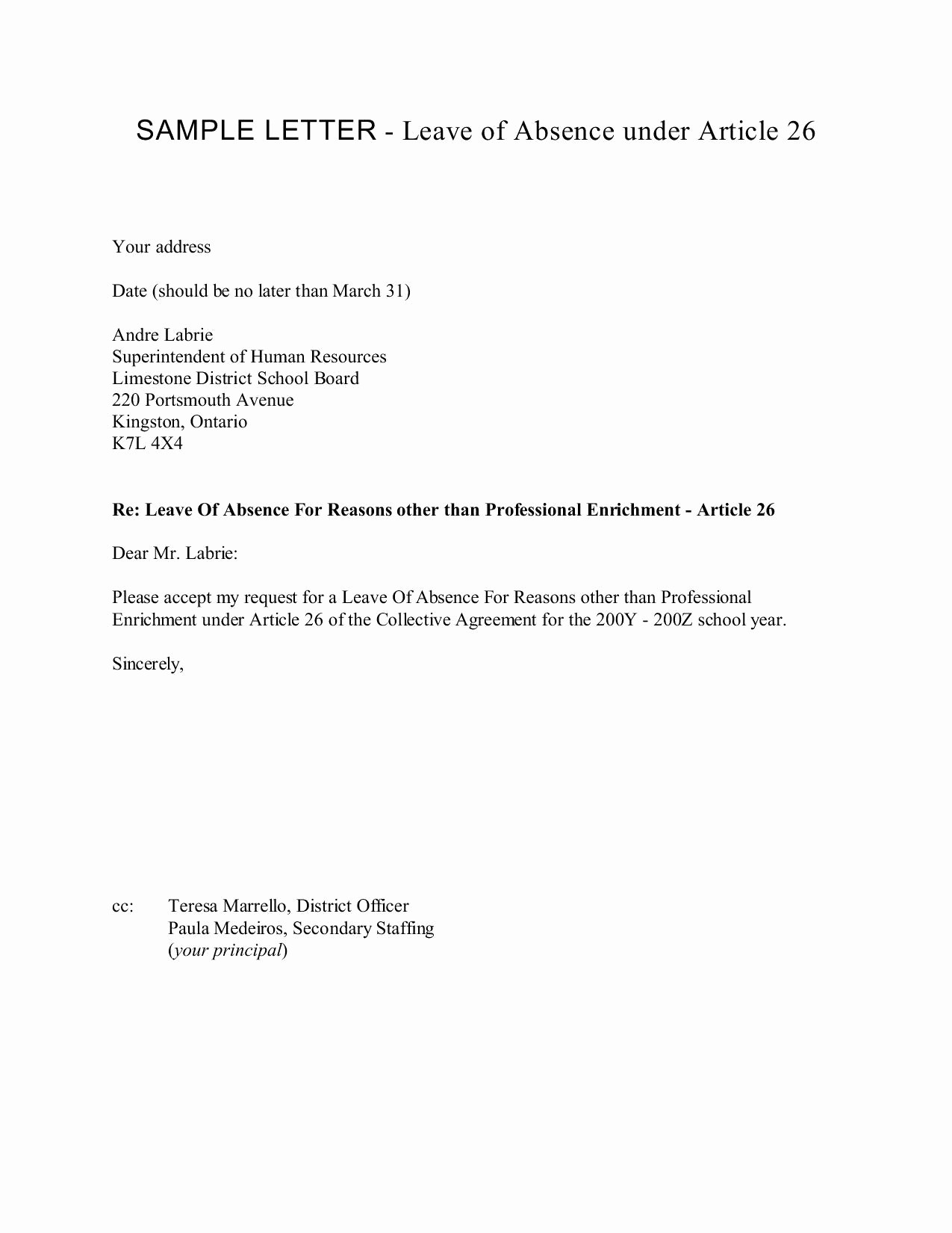 Application for Absent In School Unique Demand Letter Promissory Note Template Examples