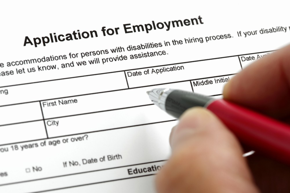 Application for Employment form Free New Job Application Strategy Hallie Crawford