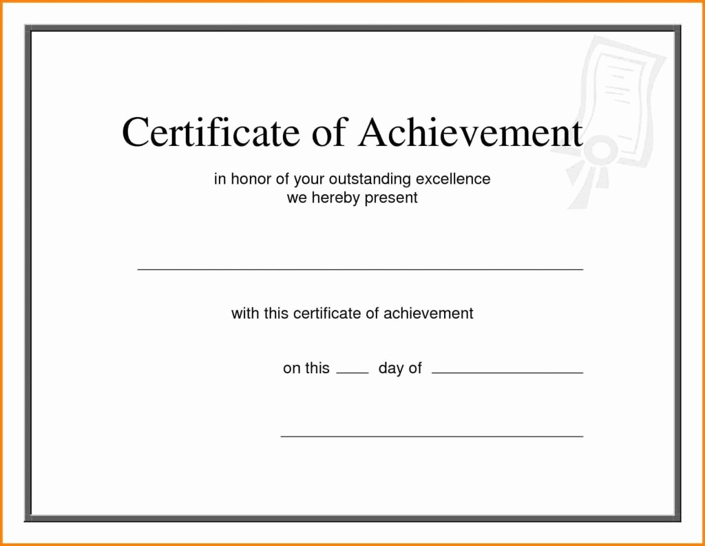 Appreciation Certificate Templates for Word Beautiful Resume Responsibilities Fillable Certificate