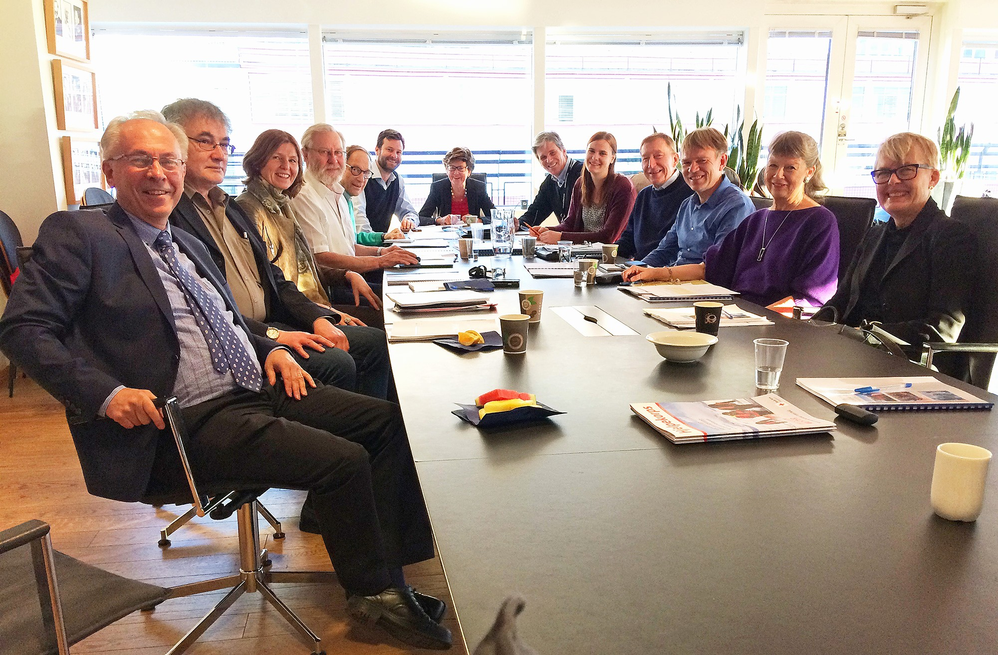 At Meeting or In Meeting Awesome Uwc Red Cross nordic Rcn Board Meeting In Oslo