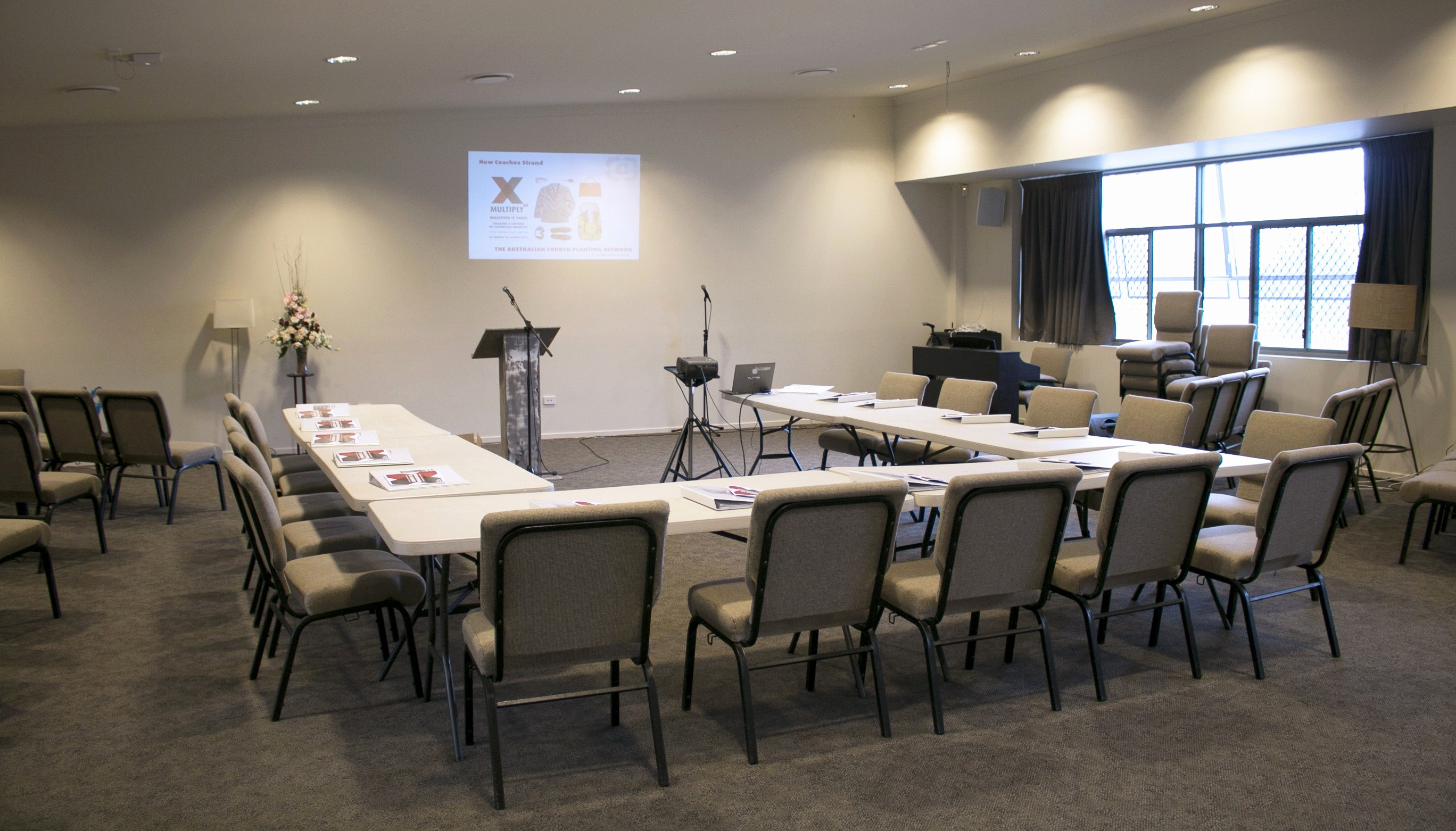 At Meeting or In Meeting Fresh Venue Hire