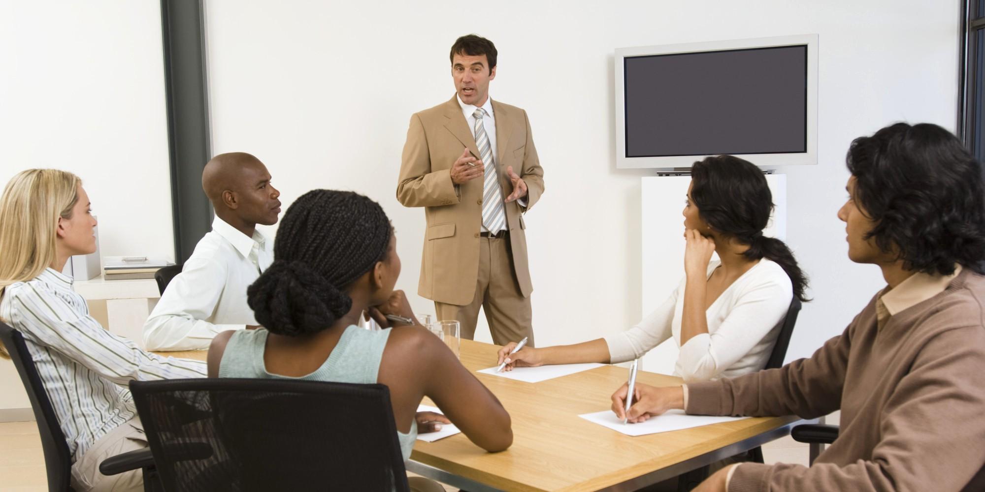 At Meeting or In Meeting Luxury 10 Tricks to Appear Smart During Meetings