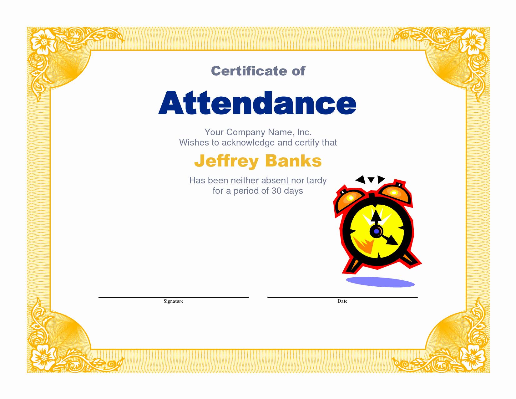 Attendance Certificate format for Employees Best Of Gidiyedformapolitica Urlscan