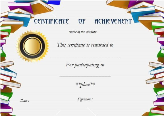 Attendance Certificate format for Employees Inspirational 21 Best Certificate Of attendance Templates for Your