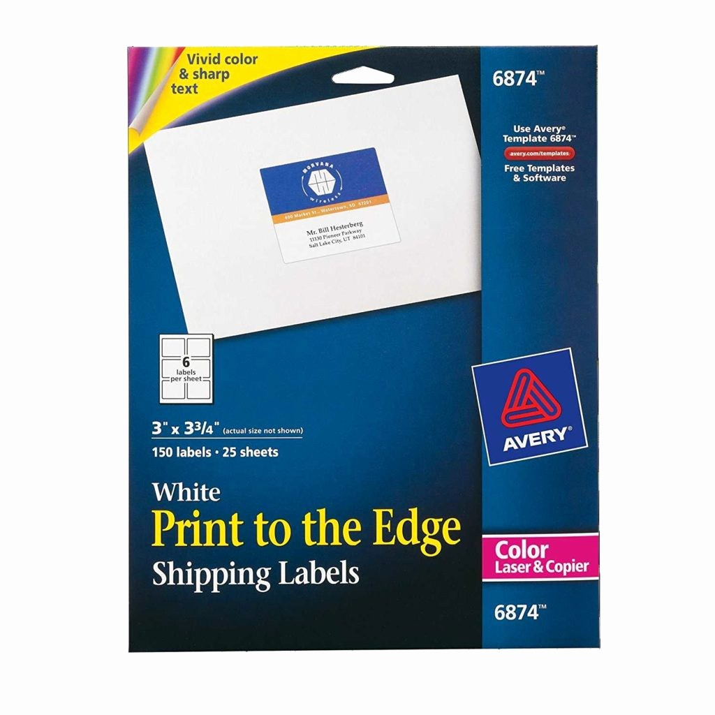 50 avery 10 per page labels