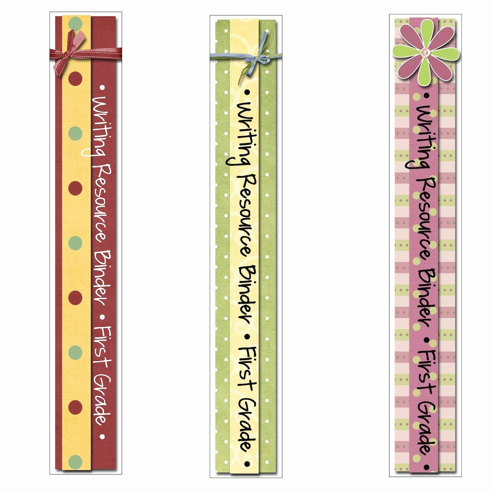 Avery 2 Binder Spine Template Best Of Template for Binder Spine Spine Label Template Binder