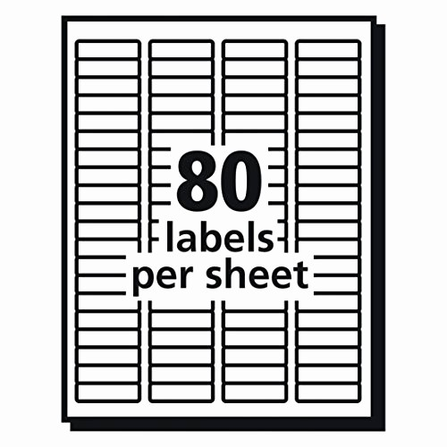 Avery 2 Labels Per Sheet Awesome Avery Clear Full Sheet Shipping Labels for Inkjet Printers