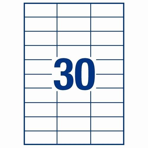 Avery 30 Per Sheet Labels Luxury Label Templates 30 Per Sheet Invitation Template