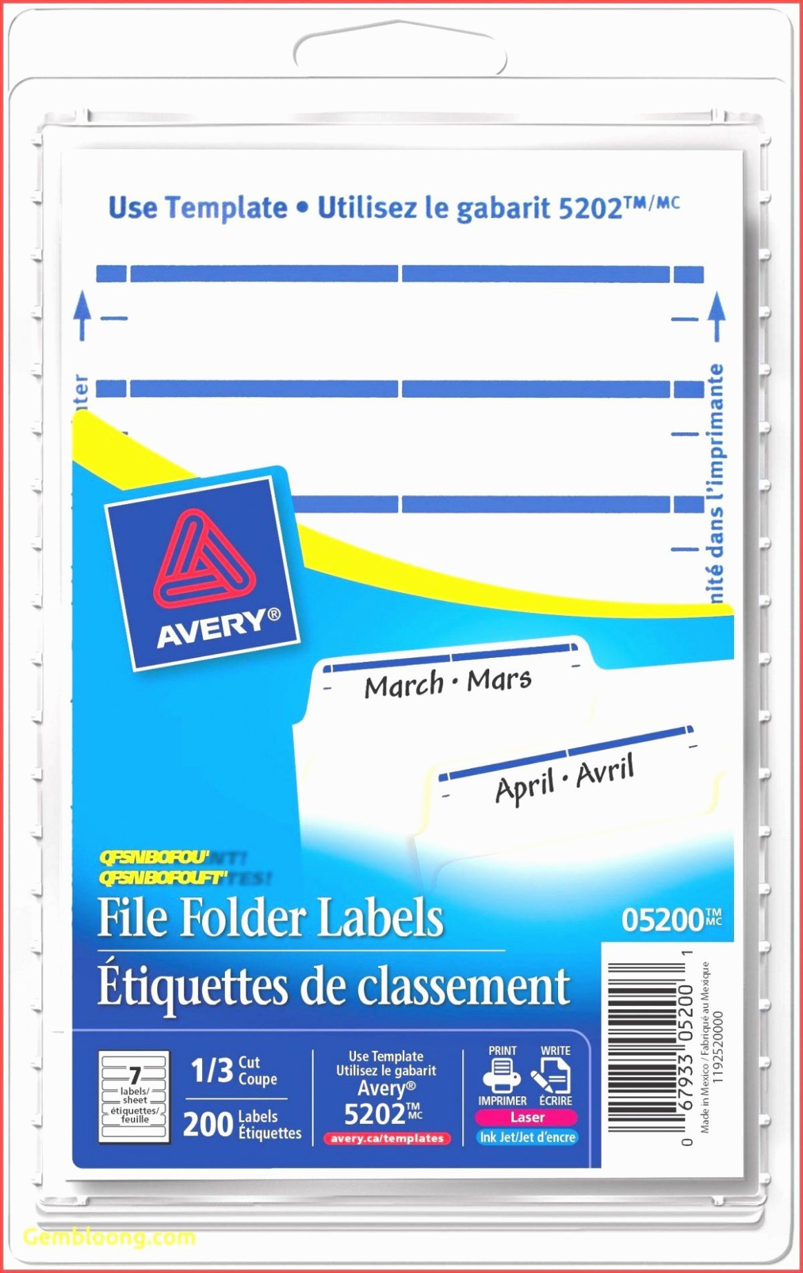 Avery 30 Up Label Template Beautiful 15 Brilliant Ways to Advertise