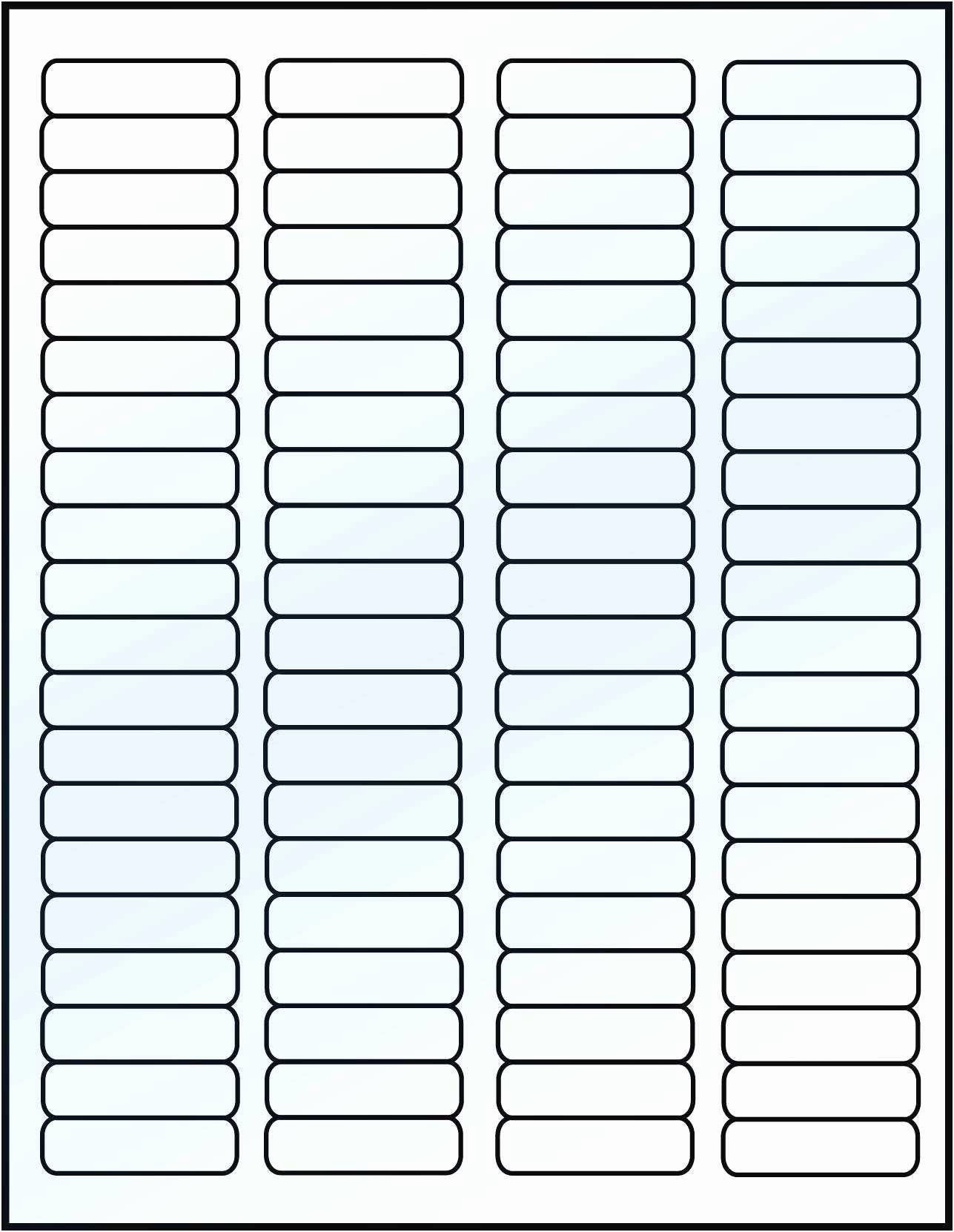 Avery 30 Up Labels Template Beautiful Fresh Avery 30 Label Sheet Template