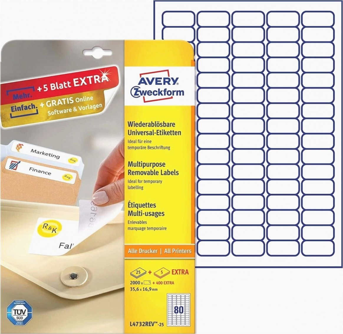 Avery 30 Up Labels Template Fresh 15 Brilliant Ways to Advertise