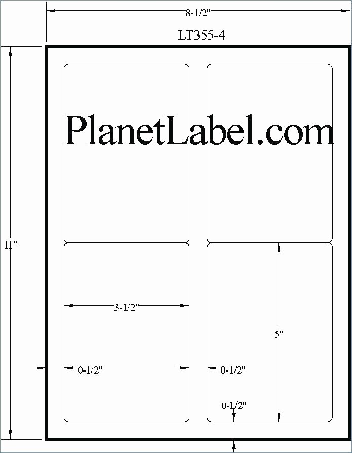 Avery 5163 Template for Word Best Of Avery Template 5163 Labels Label Word Inside Landscape