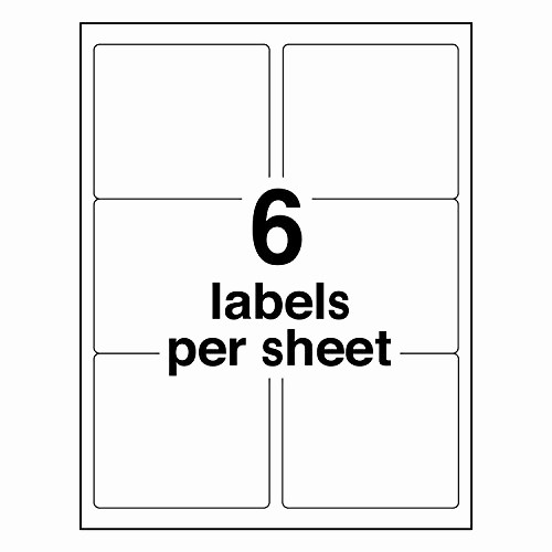 Avery 5164 Shipping Label Template Elegant Avery Shipping Address Labels Laser Printers 690 Labels