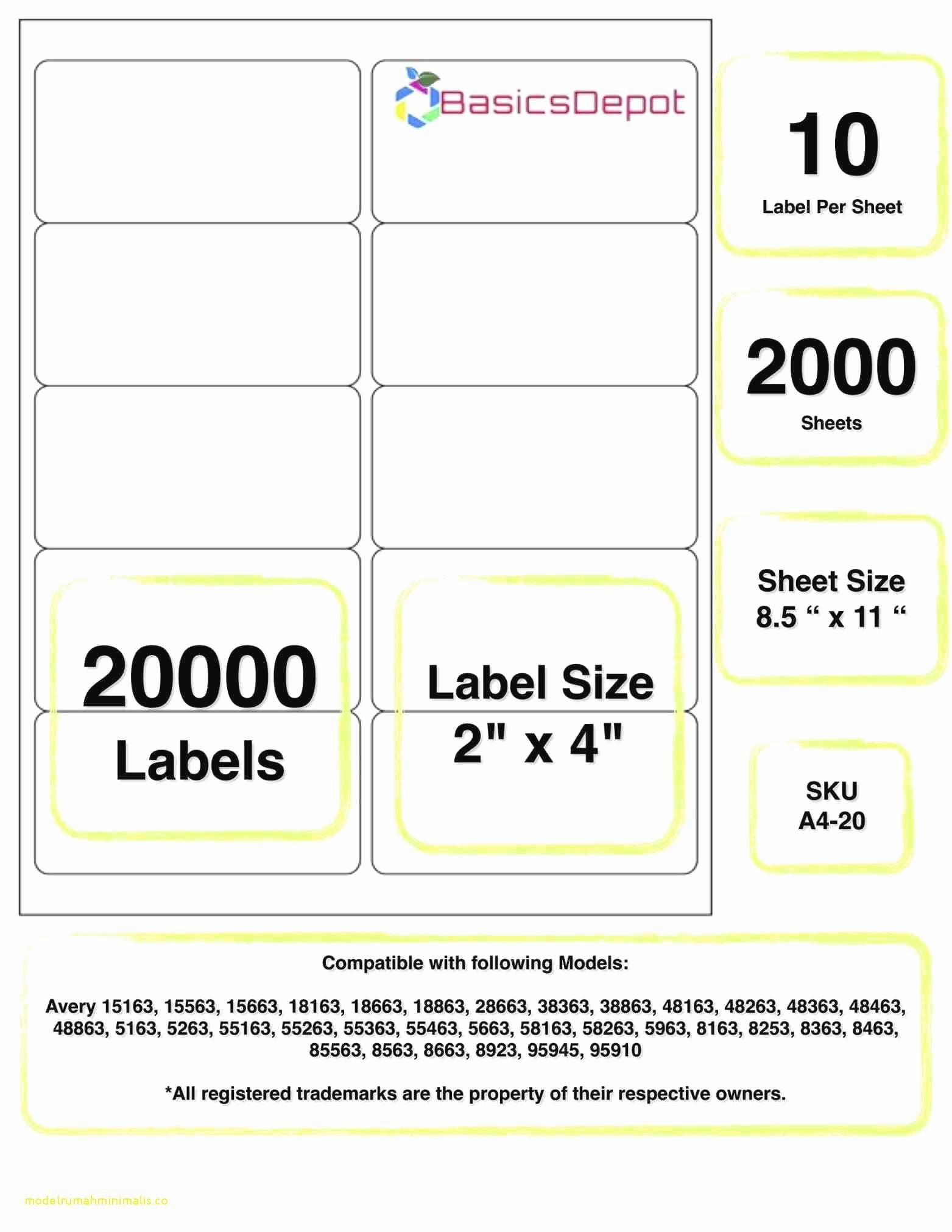 Avery 5164 Shipping Label Template Lovely New Avery Shipping Labels 5263