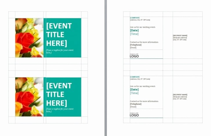 Avery 5389 Template for Word Fresh Avery Postcard Templates Fresh Avery Postcards Template