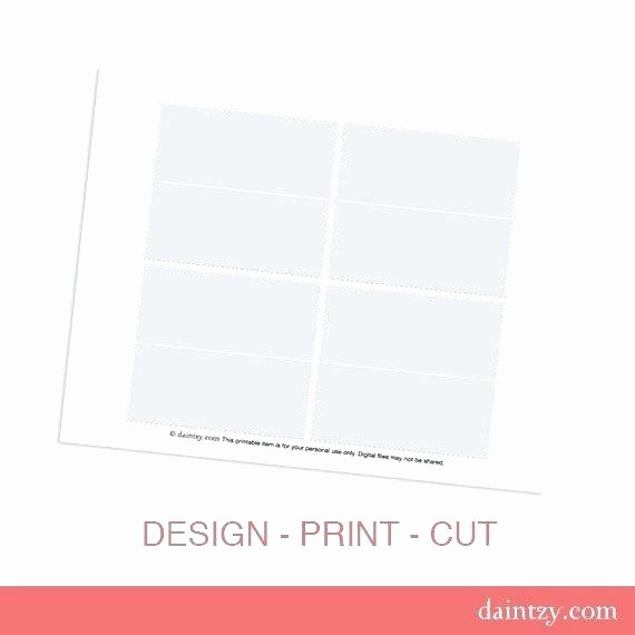Avery 5389 Template for Word New Avery Postcard Template 5389 Tent Card Elegant Pretty