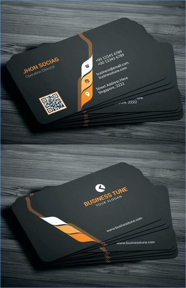 Avery 5871 Business Cards Template Fresh Blue Creative Manager Personal Business Card Template