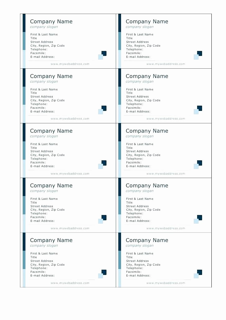 Avery 5877 Template for Word Unique Avery Business Card Template Laser Cards Download 8876
