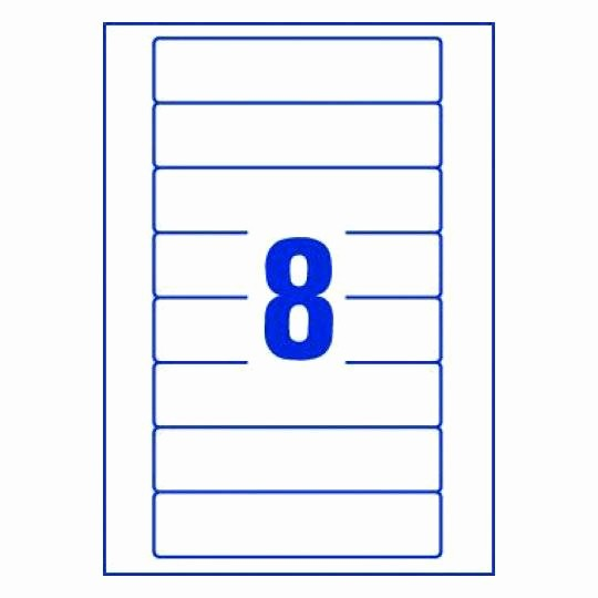 Avery 8 Labels Per Sheet Fresh Word Template for Avery E3214