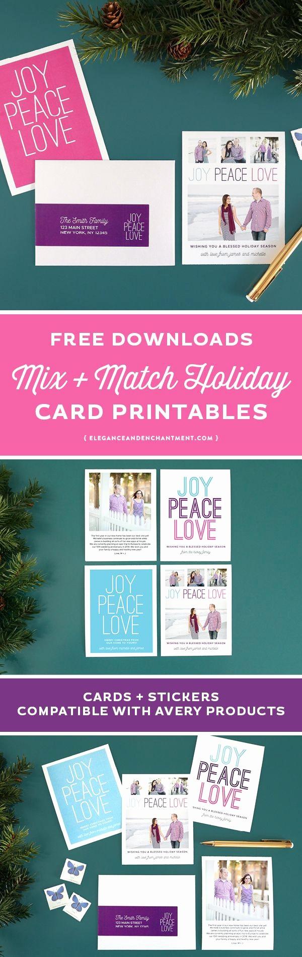 Avery 8160 Christmas Gift Labels Unique 25 Unique Free Address Labels Ideas On Pinterest