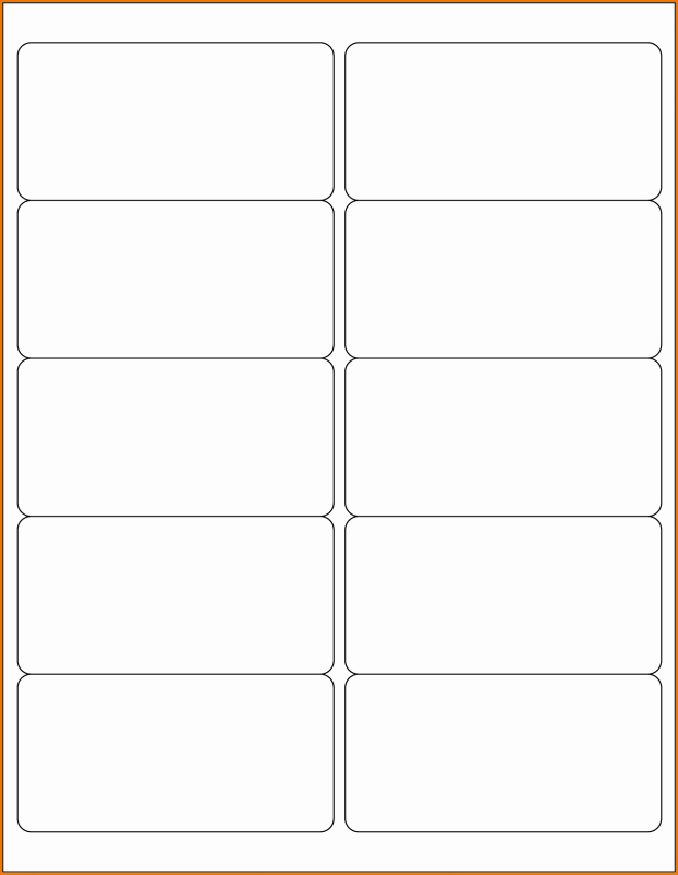 label blank templates