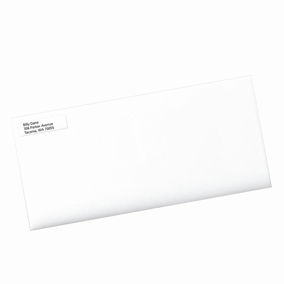 Avery 8167 Template for Pages Fresh Avery 8167 White Easy Peel Return Address Labels 1 2 X 1