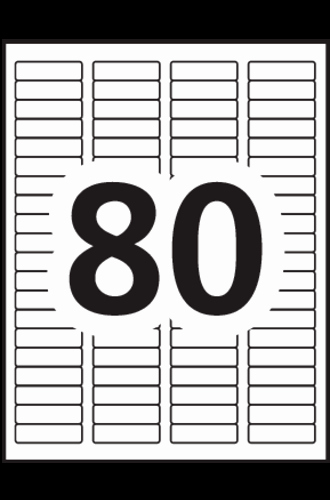 Avery 8167 Template for Pages New Avery 8167 Template Word Avery 5160 Return Address Label