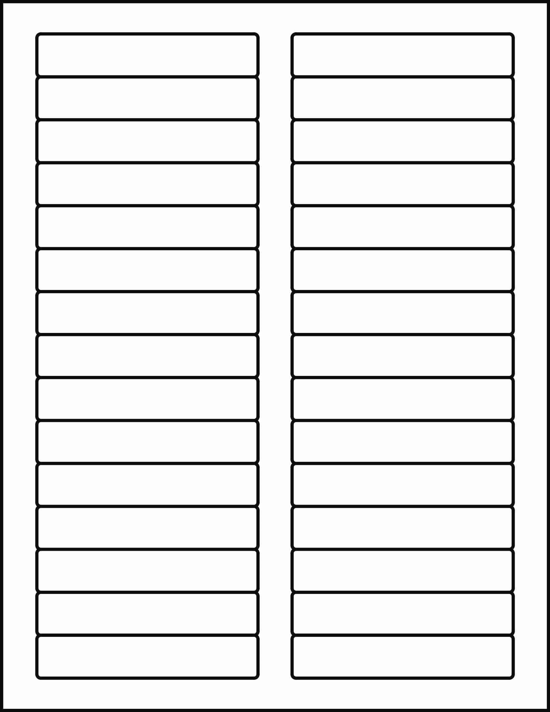 Avery 8167 Template for Pages New New Avery Return Address Label Template 5167