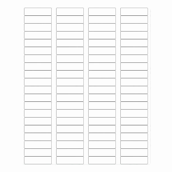 Avery 8167 Template for Pages New Printable Avery 5167 Excel Template – Free Template Design