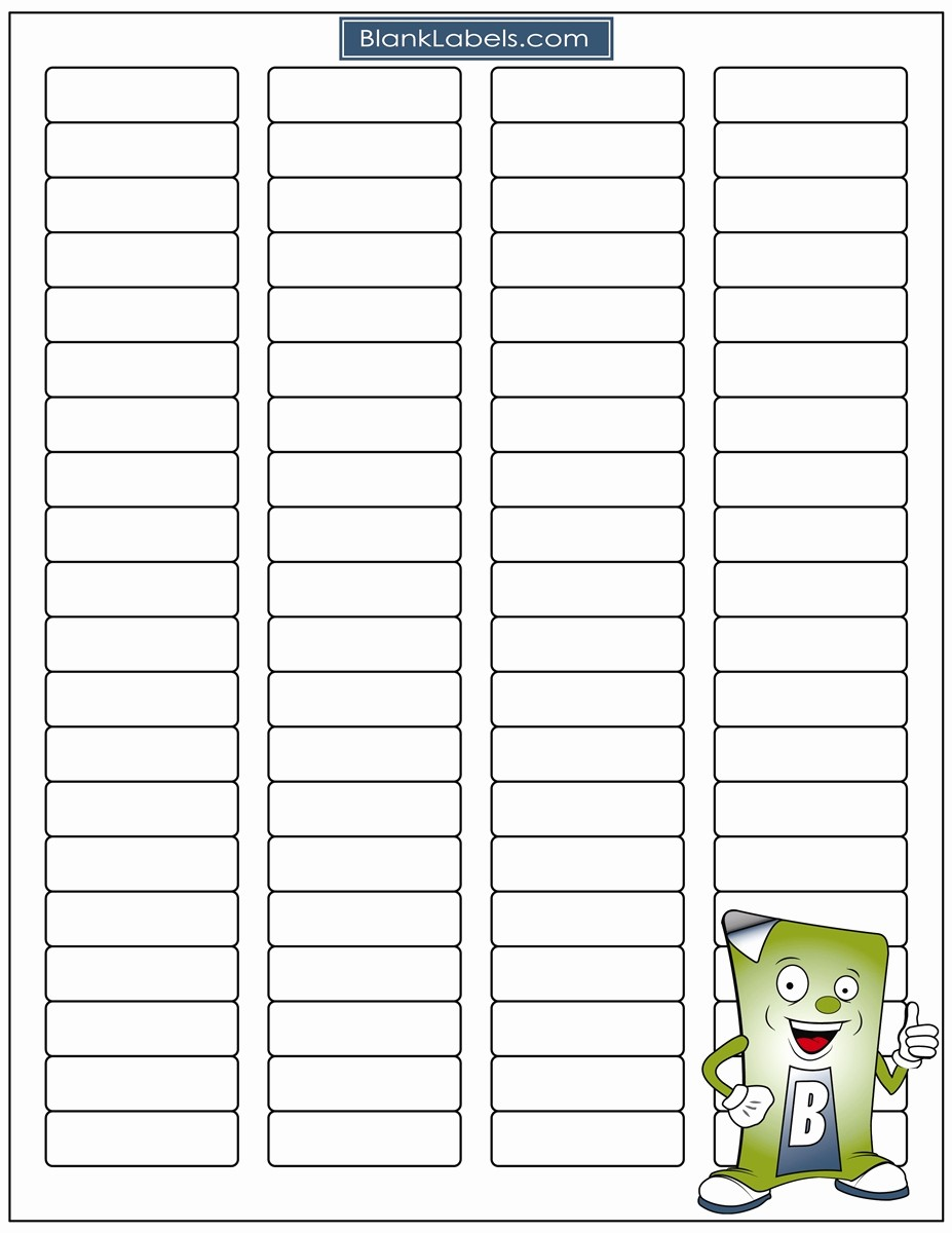 Avery 8167 Template for Word New Avery 8167 Template