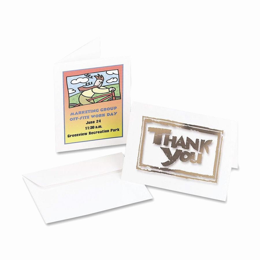 Avery 8315 Note Cards Template Awesome Avery Note Card Ld Products
