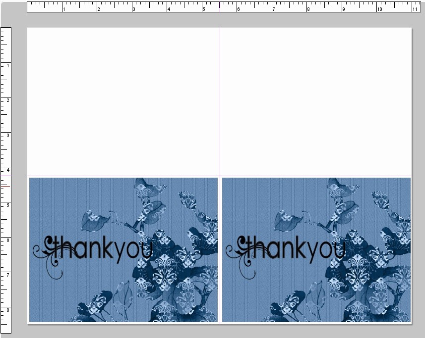 Avery 8315 Note Cards Template Beautiful Cannot Create Greeting Card Using Avery 8315 Note Cards