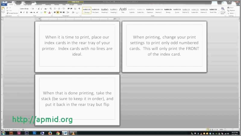 Avery 8315 Note Cards Template Inspirational Avery Template 8315 Free Templates Ideas