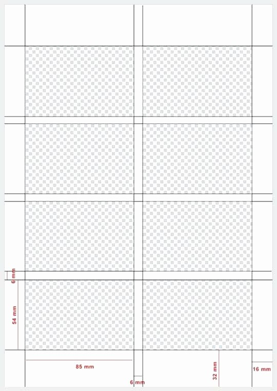 Avery 8871 Template for Word Awesome Blank Avery Business Card Template – Jjbuildingfo