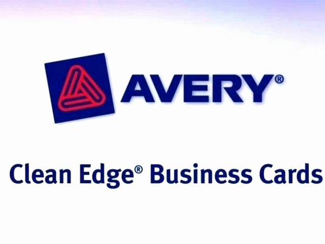 Avery 8871 Template for Word Luxury Template Business Card Template Index Templates Blank