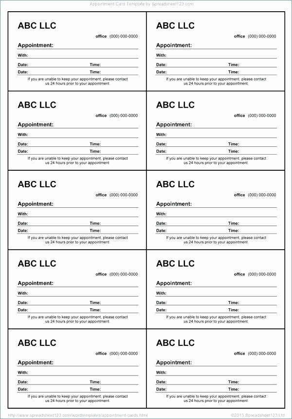 Avery 8871 Template for Word New Avery 8871 Template Free Business Card New for Windows