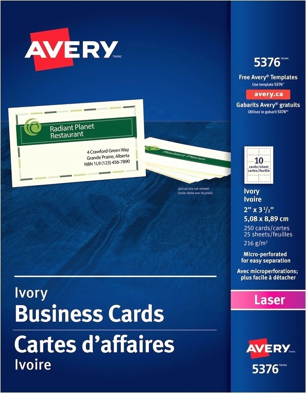 Avery 8875 Business Cards Templates Luxury Avery 5877 Template for Word Card Template Labels