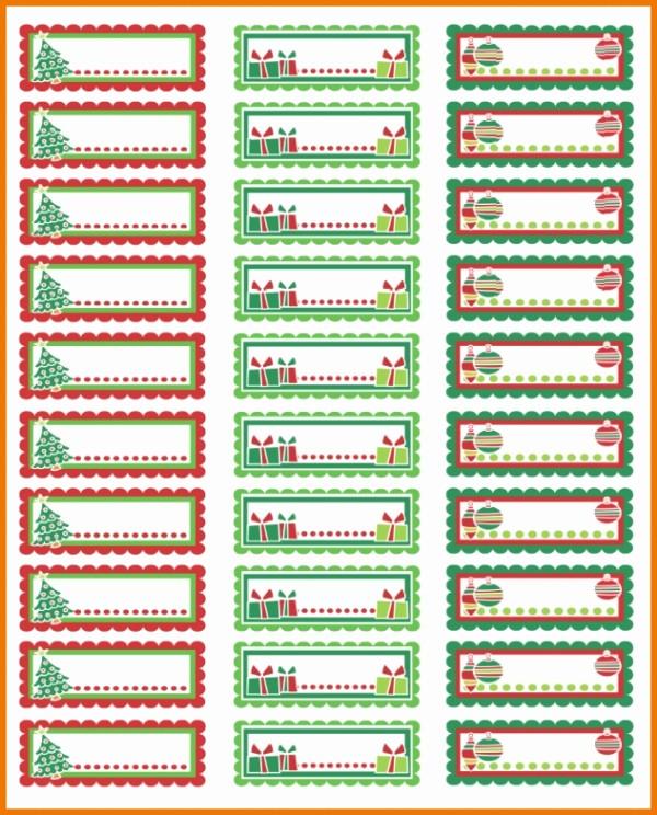 Avery Christmas Label Templates 5160 Elegant Avery Christmas Label Template Invitation Template