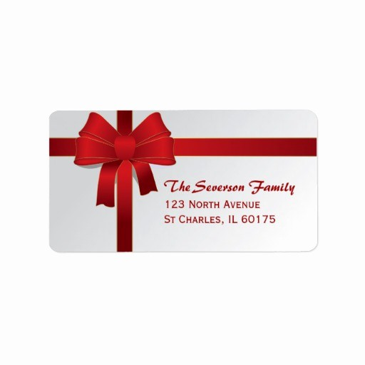 Avery Holiday Return Address Labels Awesome Avery 5160 8160 Label Template Bing Images