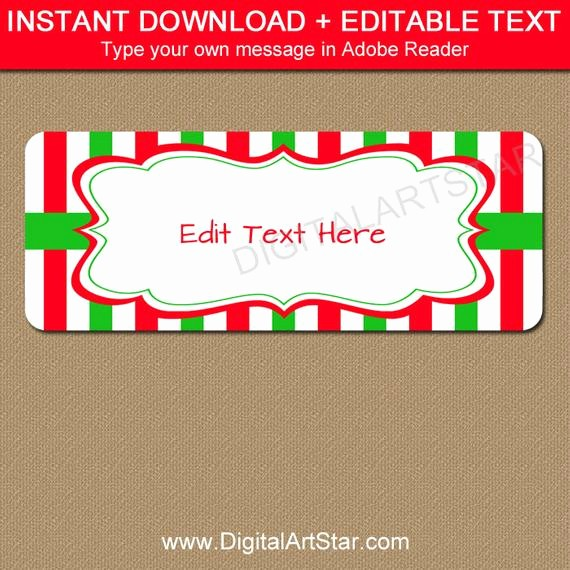 Avery Holiday Return Address Labels Lovely Christmas Address Labels Printable Holiday Return