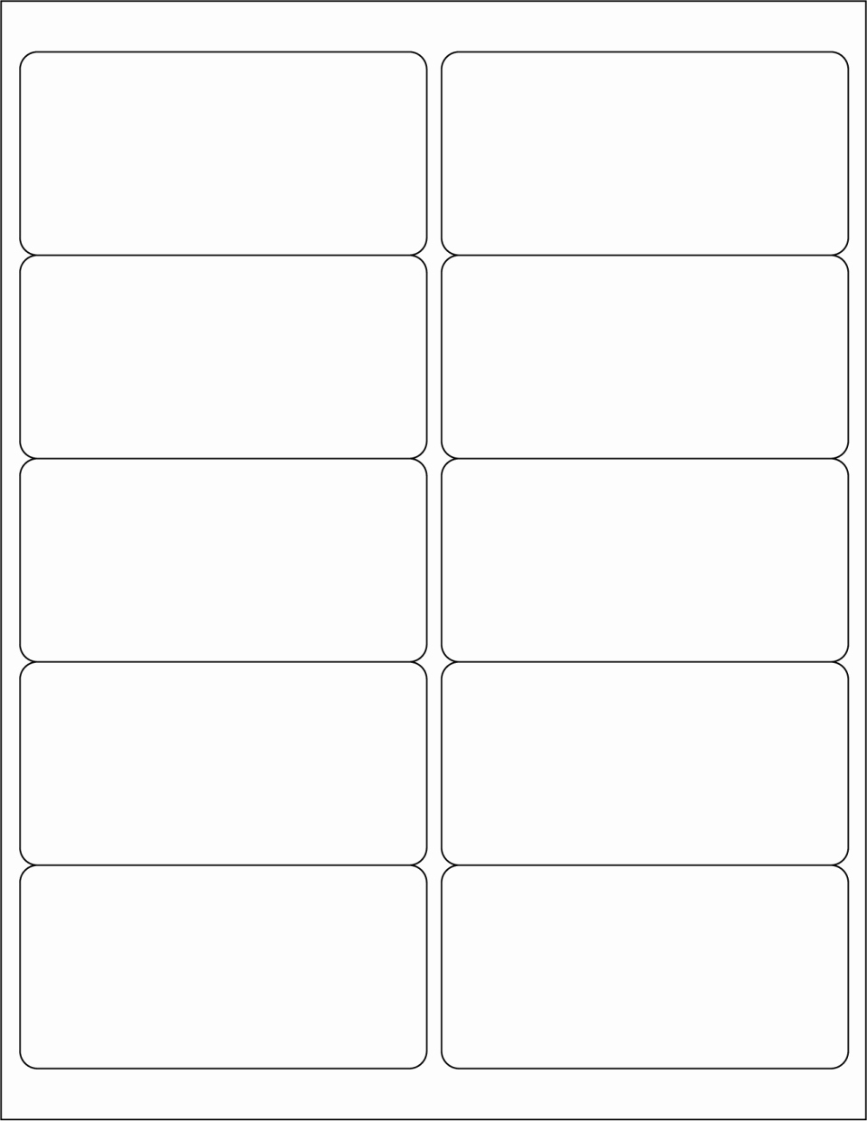 Avery Label 10 Per Page Best Of Avery Label Sheet Template